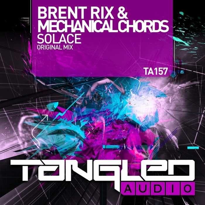 BRENT RIX & MECHANICAL CHORDS - Solace