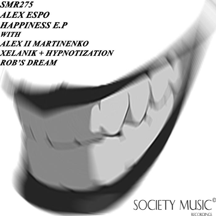 ALEX ESPO - Happiness EP
