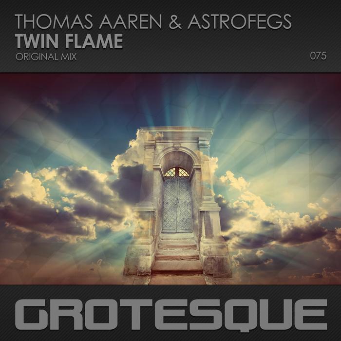 THOMAS AAREN & ASTROFEGS - Twin Flame
