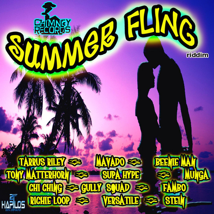 VARIOUS - Summer Fling Riddim (Explicit)