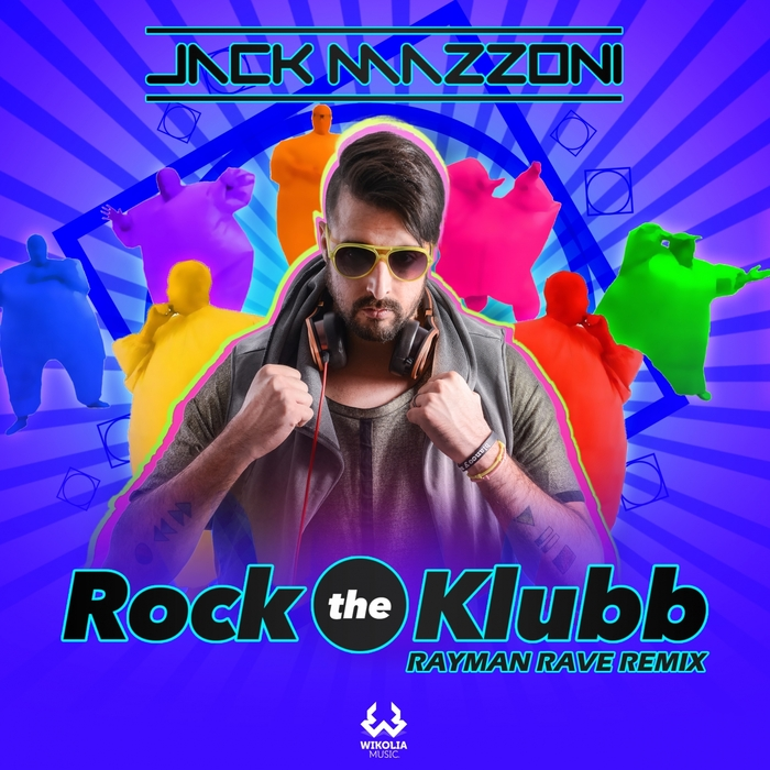JACK MAZZONI - Rock The Klubb
