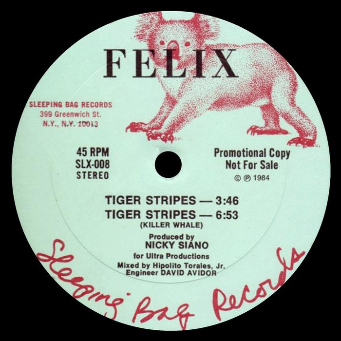 FELIX - Tiger Stripes