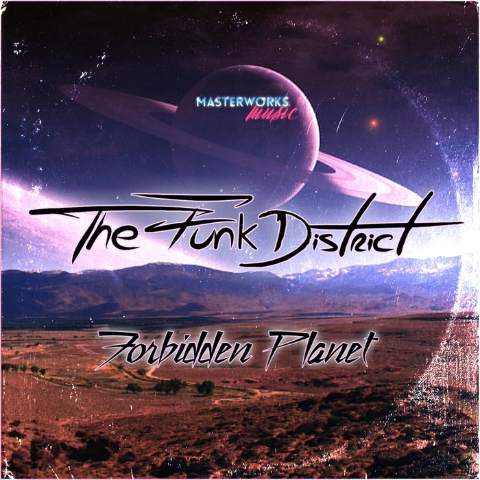 THE FUNK DISTRICT - Forbidden Planet