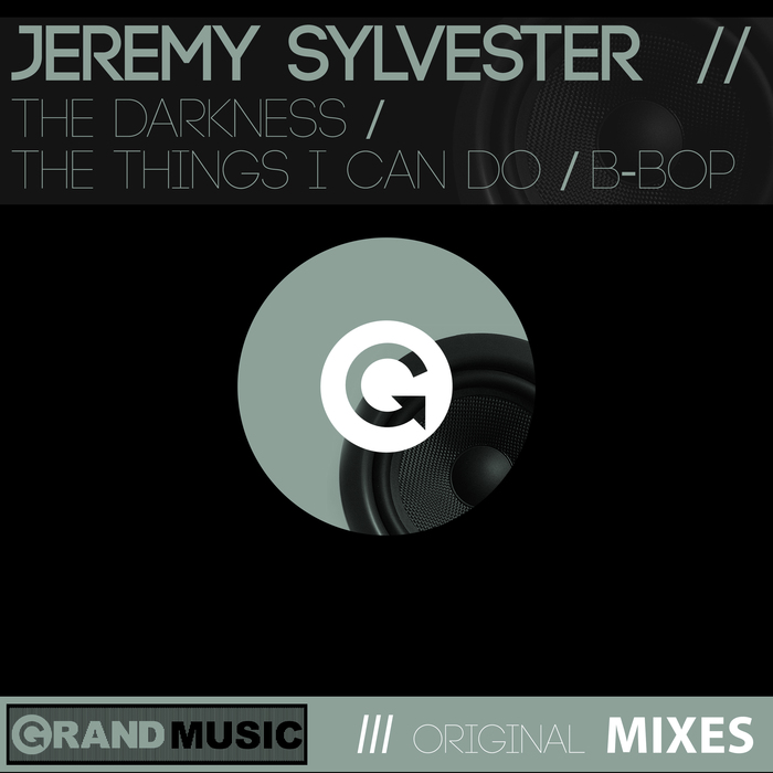 JEREMY SYLVESTER - The Darkness/The Things I Can Do/B-Bop