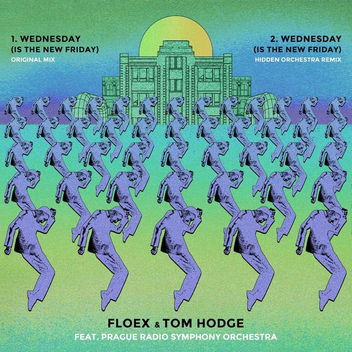 FLOEX feat PRAGUE RADIO SYMPHONY ORCHESTRA - Wednesday (Is The New Friday)