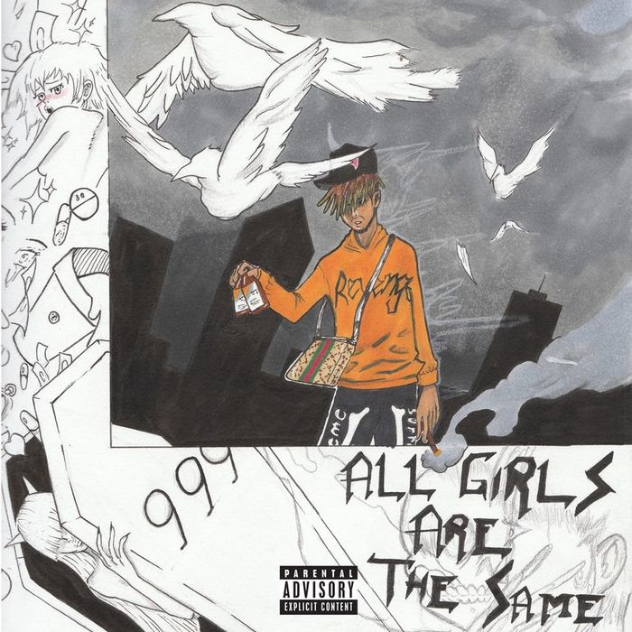JUICE WRLD - All Girls Are The Same