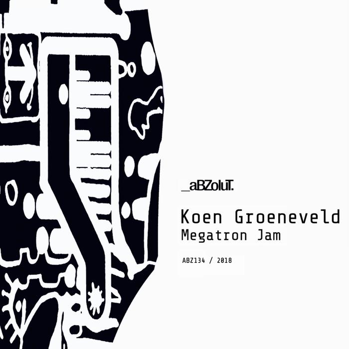 KOEN GROENEVELD - Megatron Jam