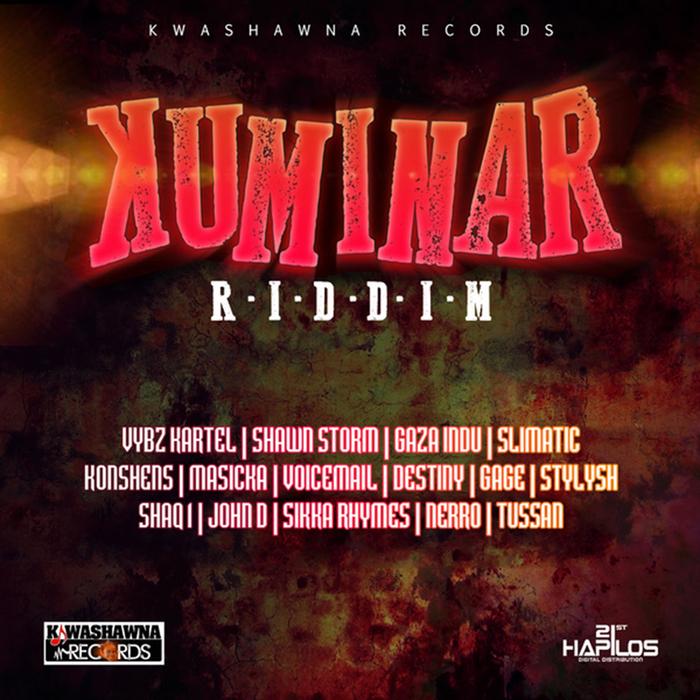 VARIOUS - Kuminar Riddim (Explicit)