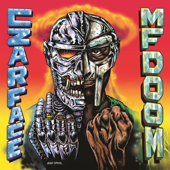 CZARFACE/MF DOOM - Czarface Meets Metal Face (Explicit)