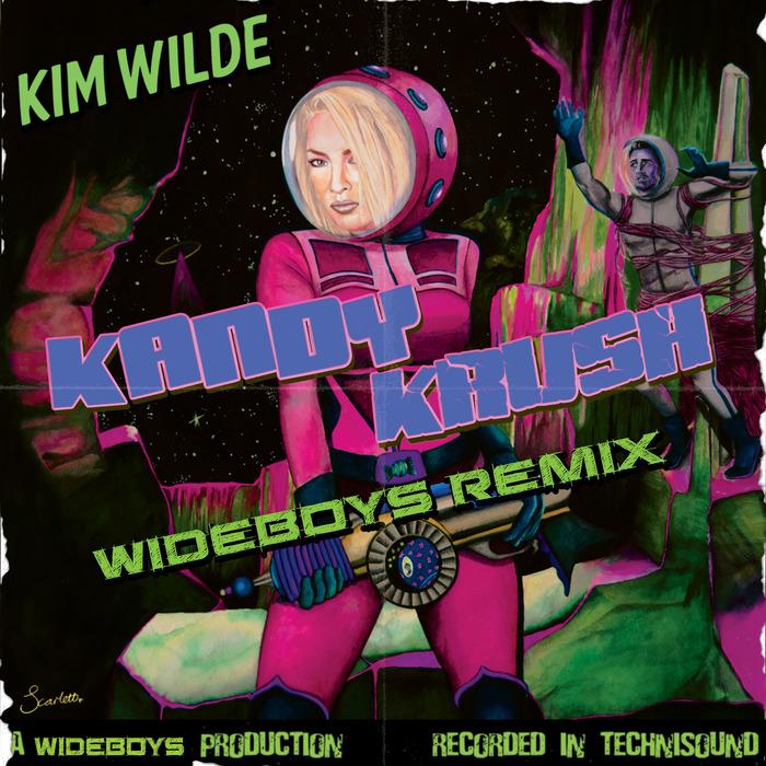 KIM WILDE - Kandy Krush (Wideboys Remix)