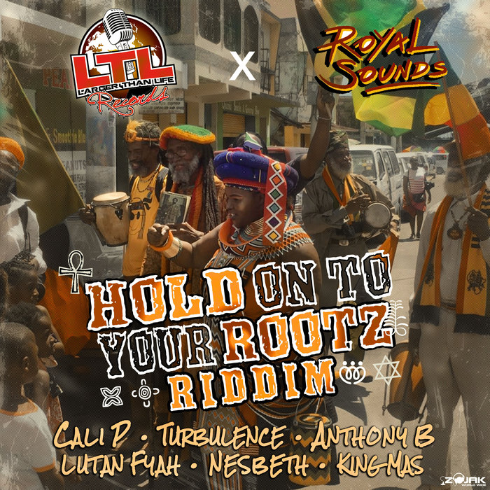 VARIOUS - Hold On To Your Rootz Riddim
