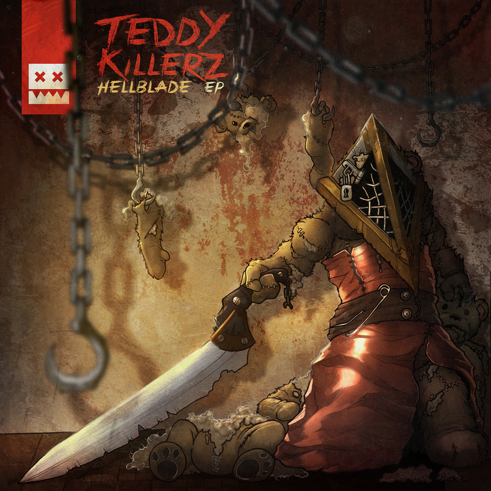 TEDDY KILLERZ - Hell Blade EP