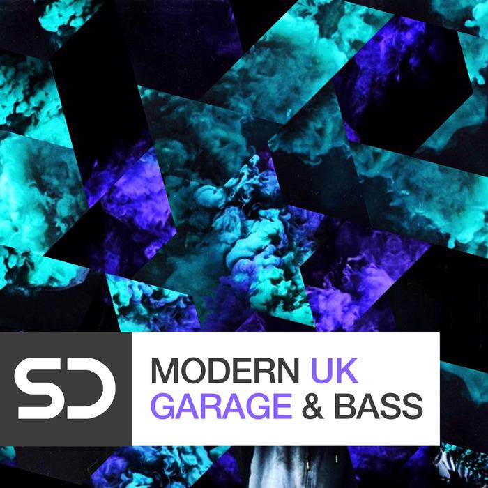 SAMPLE DIGGERS - Modern UK Garage & Bass (Sample Pack WAV)