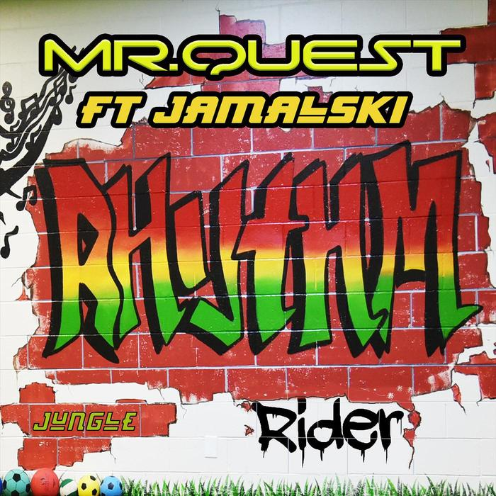 MRQUEST - Rhythm Rider