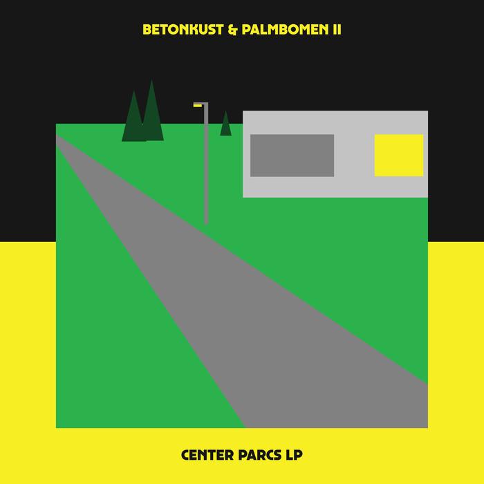 BETONKUST & PALMBOMEN II - Center Parcs LP