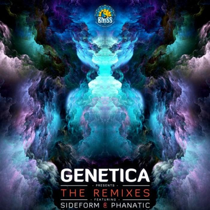 GENETICA/SIDEFORM & PHANATIC - The Remixes