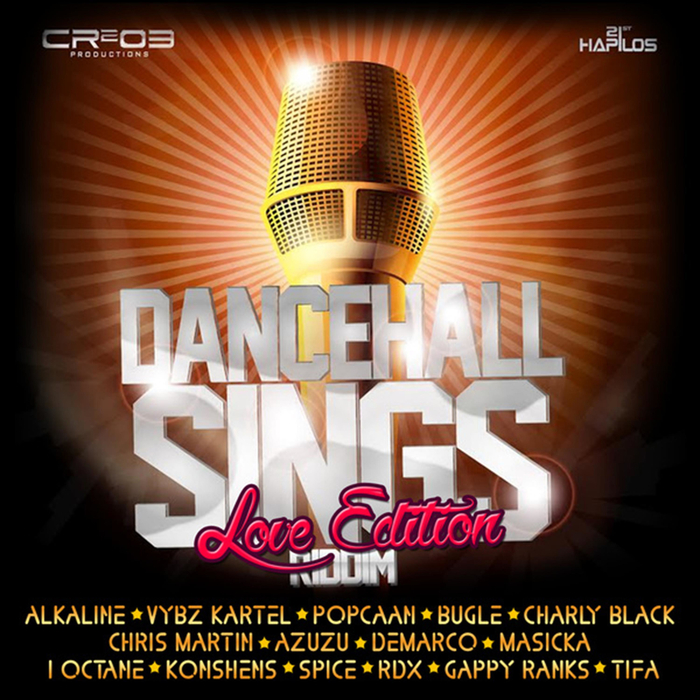 Various: Dancehall Sings Riddim (Love Edition) (Explicit) at