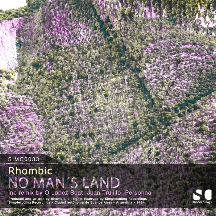 RHOMBIC - No Mans Land