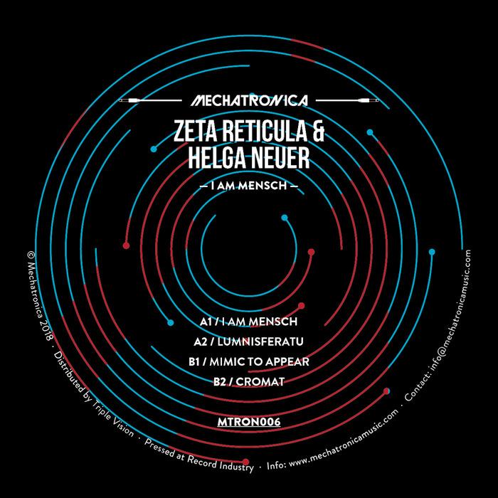 ZETA RETICULA & HELGA NEUER - I Am Mensch