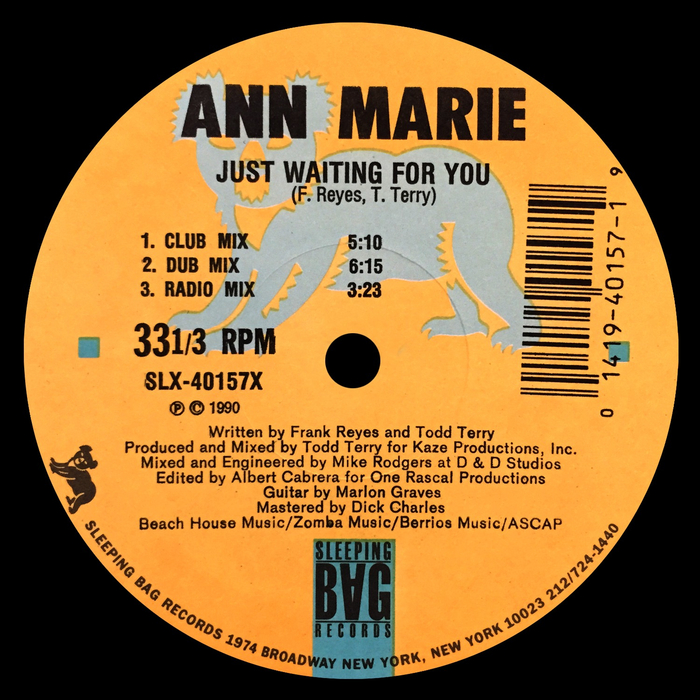 ANN MARIE - Just Waiting For You