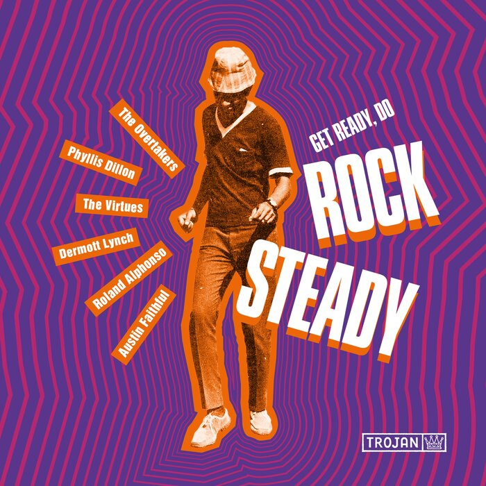 VARIOUS - Get Ready, Do Rock Steady