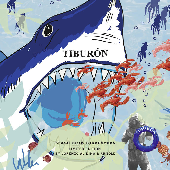 LORENZO AL DINO/VARIOUS - Tiburon Beach Club Formentera 4 (unmixed tracks)