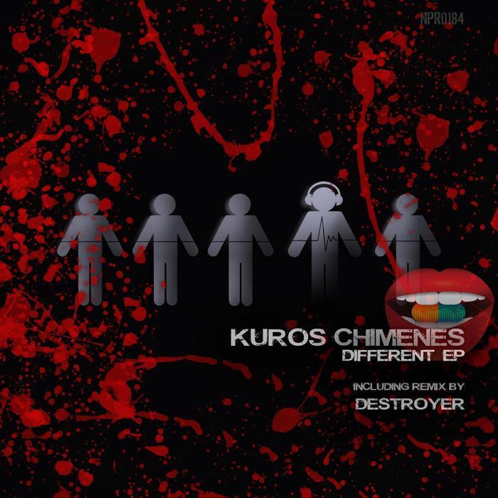 KUROS CHIMENES - Different EP