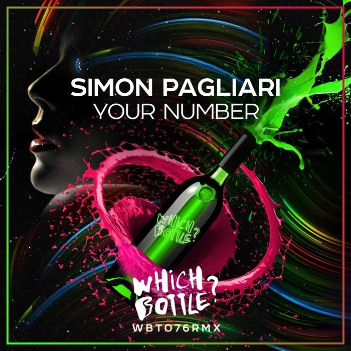 SIMON PAGLIARI - Your Number