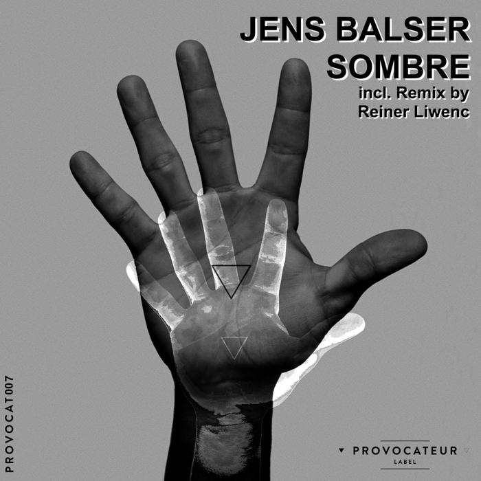 JENS BALSER - Sombre