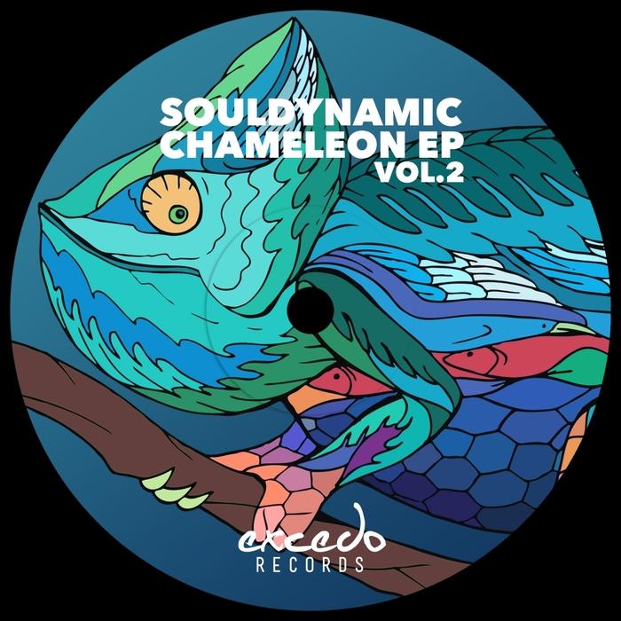 SOULDYNAMIC - Chameleon EP Vol 2