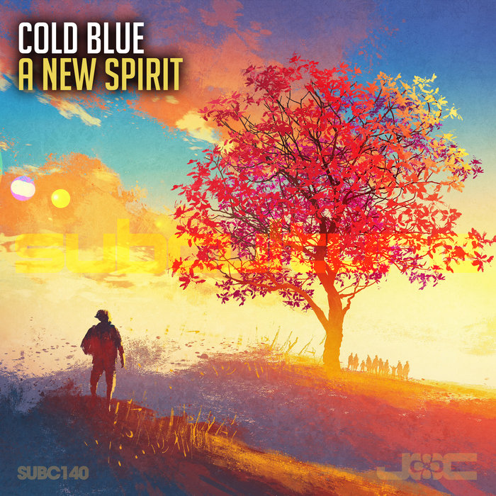 COLD BLUE - A New Spirit