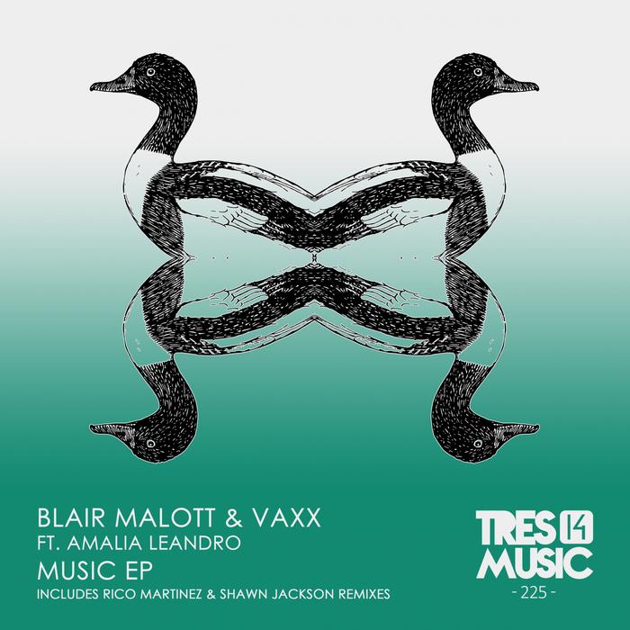BLAIR MALOTT - THE MUSIC EP