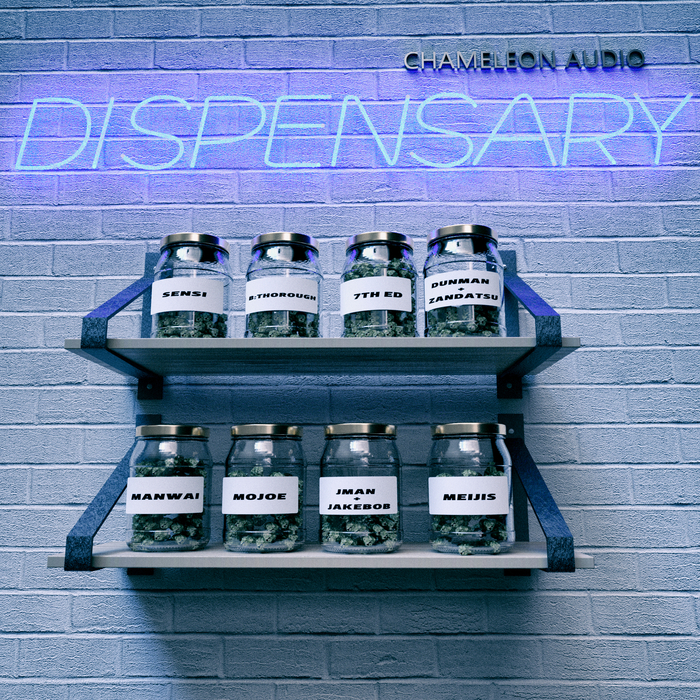 VARIOUS - Dispensary