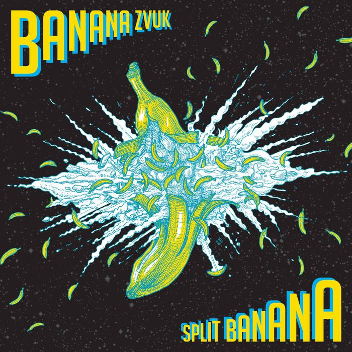 BANANA ZVUK/TENOR FLY/RAGGA TWINS/SKARRA MUCCI/LUTAN FYAH/BLACKOUT JA/RAPHAEL/SARA RENAR - Split Banana