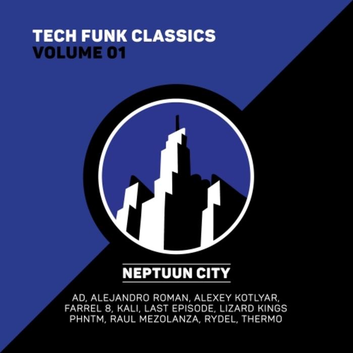 VARIOUS - Tech Funk Classics Vol 1