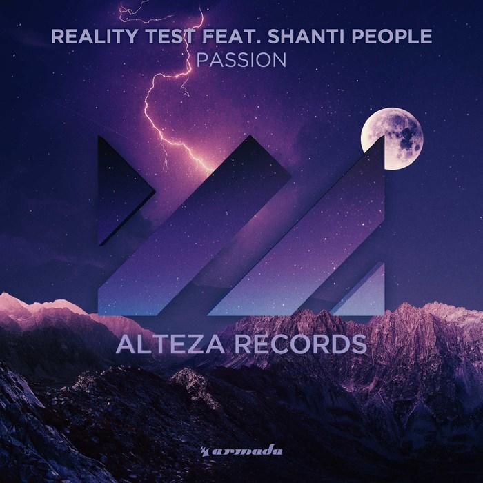 REALITY TEST feat SHANTI PEOPLE - Passion