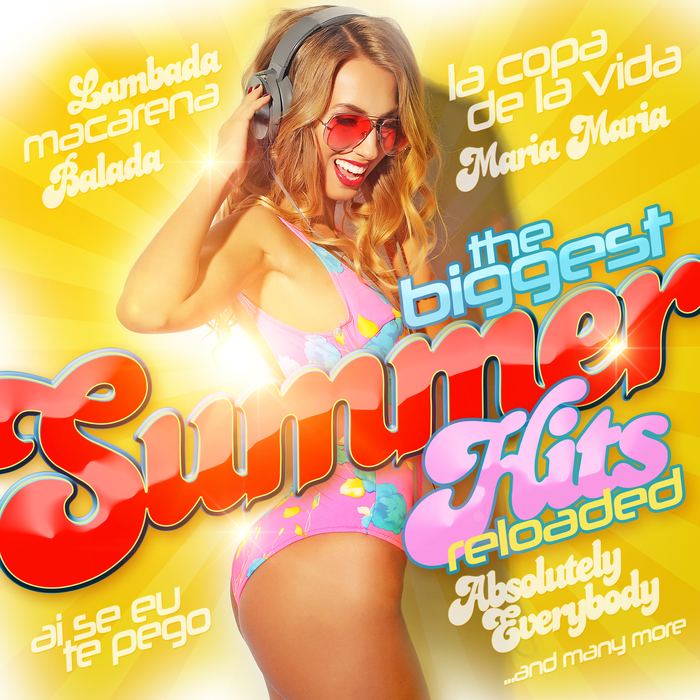 VARIOUS/CARRILIO - The Biggest Summer Hits Reloaded