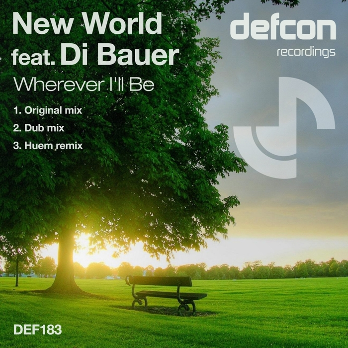 NEW WORLD feat DI BAUER - Wherever I'll Be