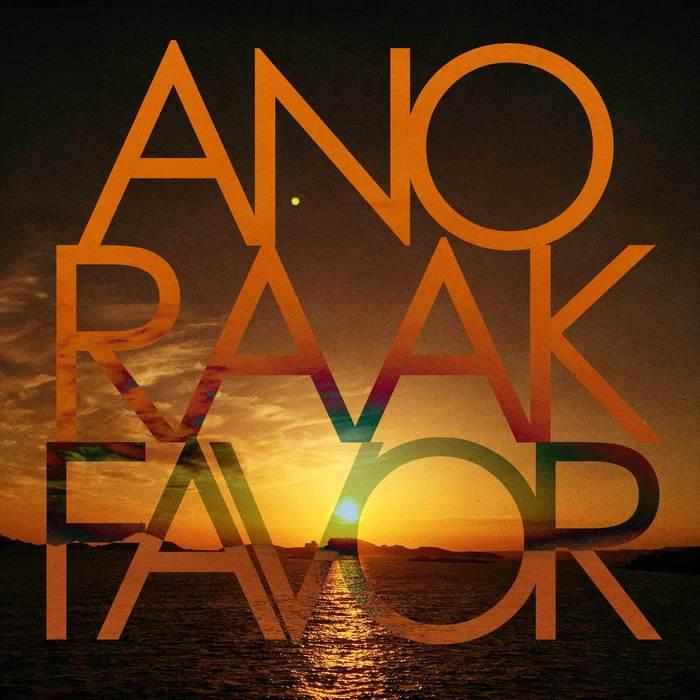 ANORAAK - Favor