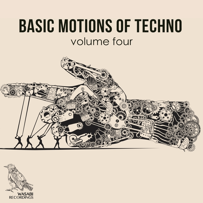 VARIOUS - Basic Motions Of Techno Vol 4