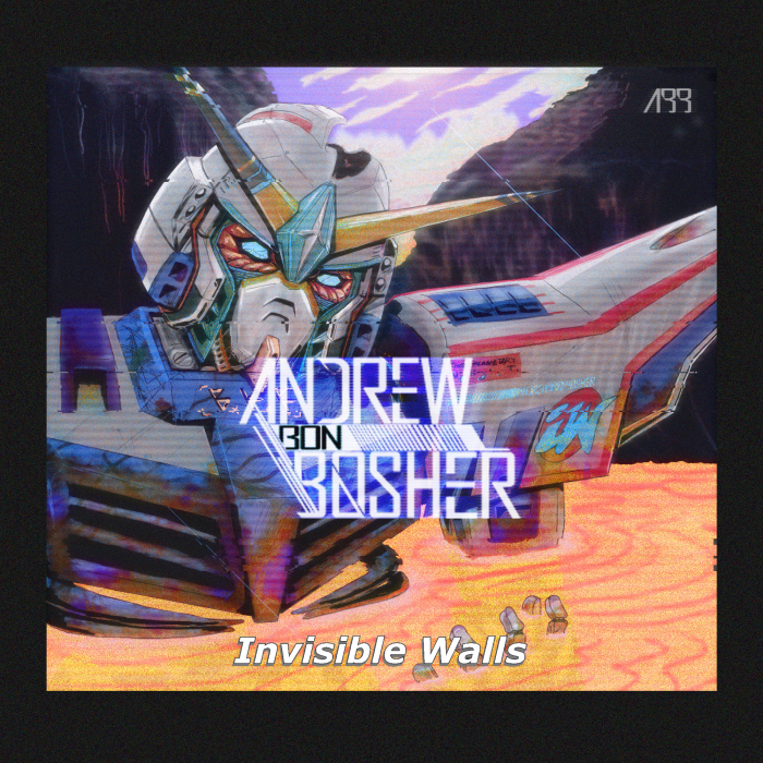 ANDREW BON BOSHER - Invisible Walls