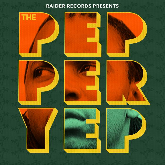 G DUPPY/MR BENN/TIMBALI/BLUNTSKULL/RUKUS feat Peppery - The Peppery