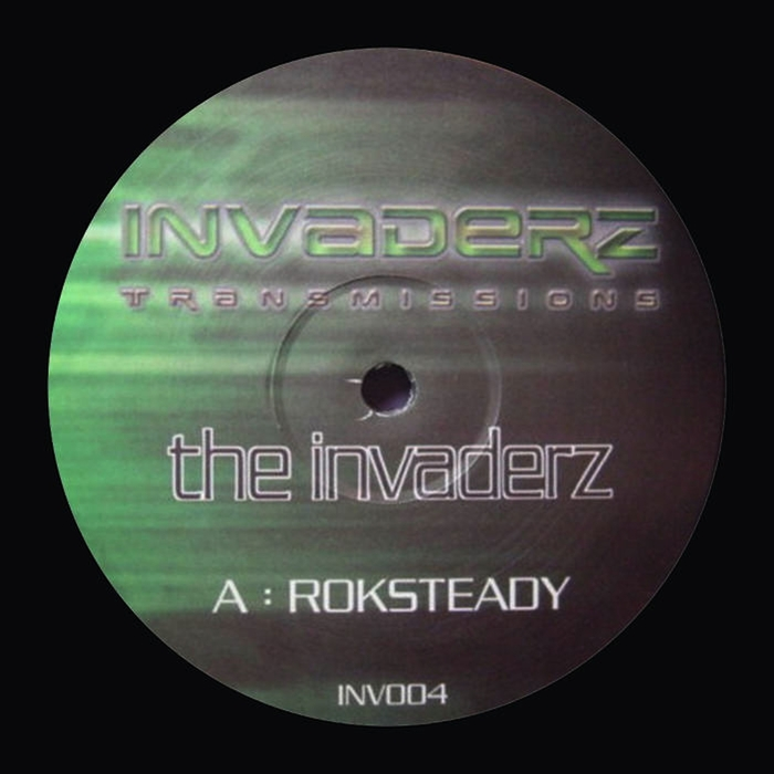 THE INVADERZ - Roksteady