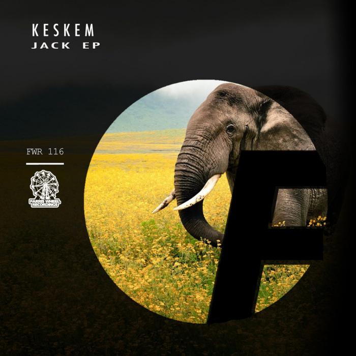 KESKEM/RICARDO ESTRELLA - Jack EP