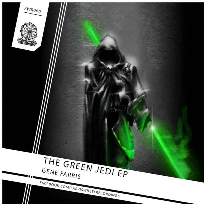 GENE FARRIS - The Green Jedi
