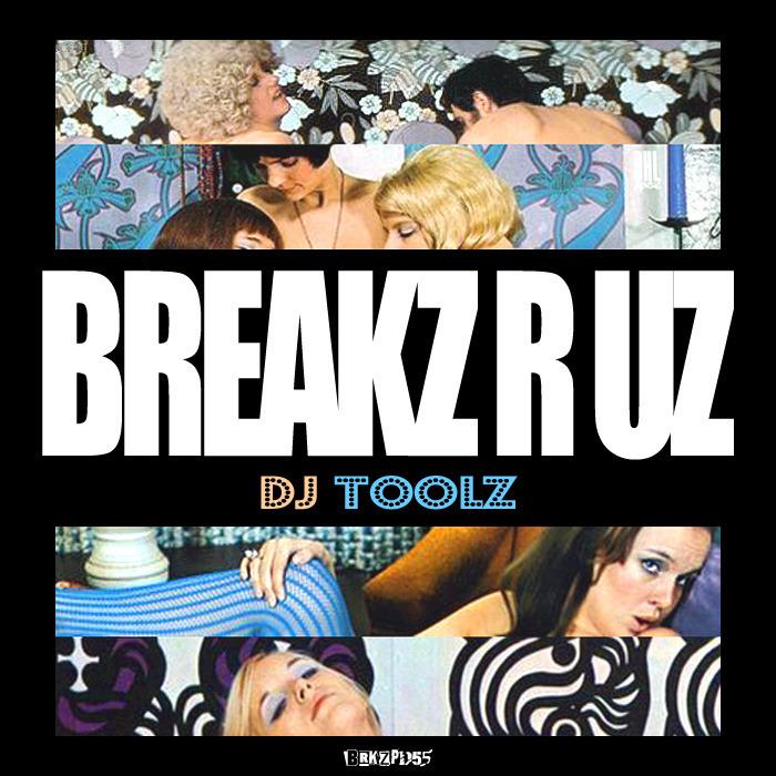 DJ PEABIRD - DJ Toolz