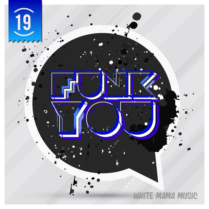 VARIOUS/DAILIV - Funk You Volume 19