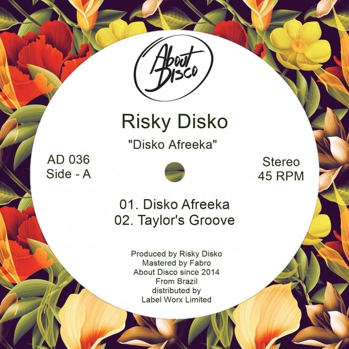RISKY DISKO - Disko Afreeka