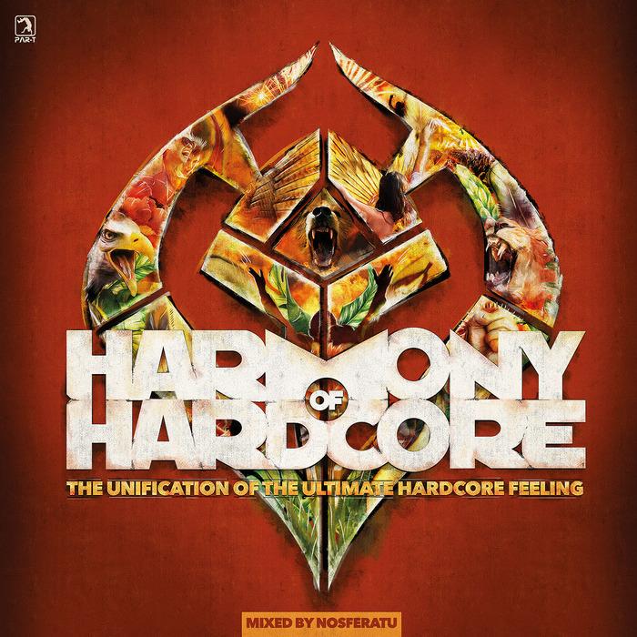 VARIOUS - Harmony Of Hardcore 2018 (Explicit)