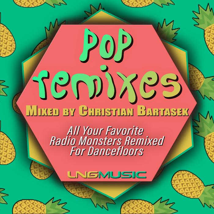 CHRISTIAN BARTASEK/VARIOUS - Pop Remixes (unmixed tracks)